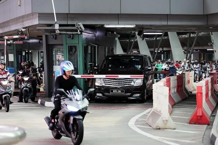 Singapore, Malaysia allow cross-border travel on compassionate grounds