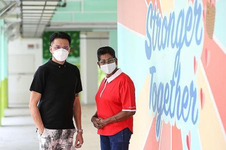 Their 30-year friendship leads to free haircut scheme at Nee Soon East