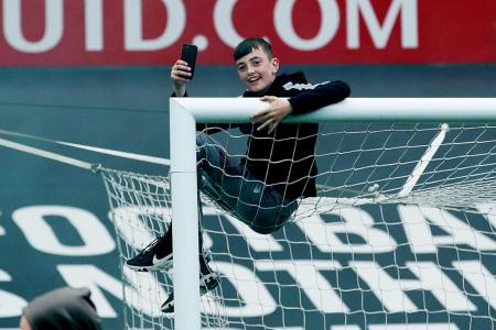 Old Trafford's shameful scenes sum up sham season: Richard Buxton