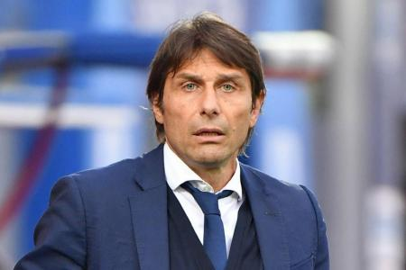 Conte hails Inter Milan's players for ending Juventus' dynasty