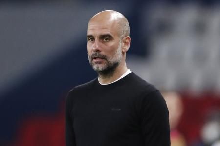 Keep calm and know what you have to do: Pep