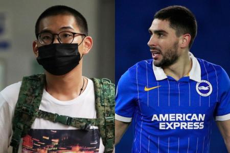 Singapore teen accused of threatening to kill EPL footballer