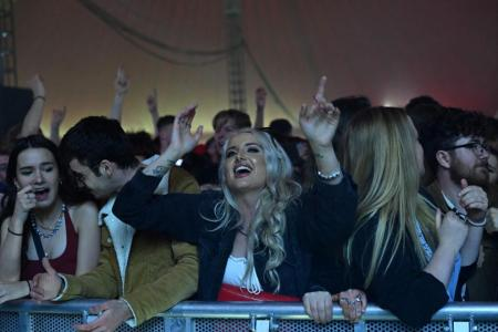 Liverpool hosts music festival to test if such events spread the virus