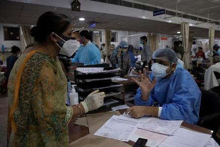 Medical student, 26, decides who lives or dies in Delhi hospital