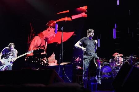 Red Hot Chili Peppers sell rights to songs for $187m: Report