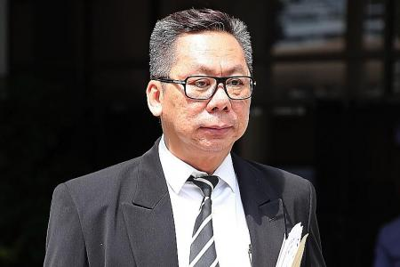 Lawyer fined $2k for hindering policeman from discharging duty