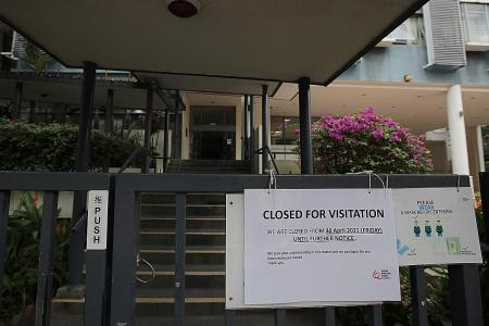 Nursing homes step up measures against Covid-19