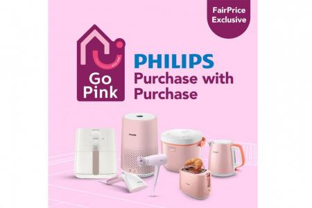 Pink and perfect Mother's Day gifts at FairPrice