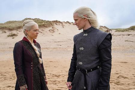 Game Of Thrones prequel unveils first official images