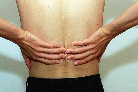 Having chronic back pain? It could be rare inflammatory arthritis