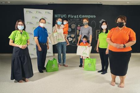 NTUC to aid 2,500 needy families through new $350k food scheme