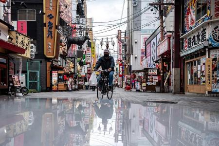 More people dying of Covid-19 at home in Osaka