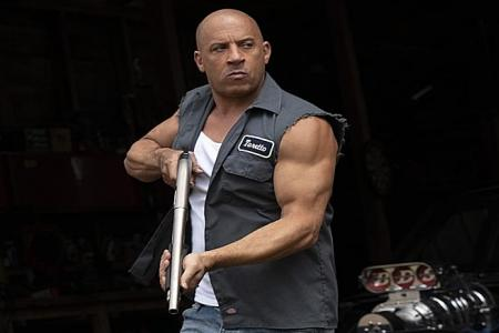 Diesel admits he was wrong not to have wanted Fast & Furious sequels