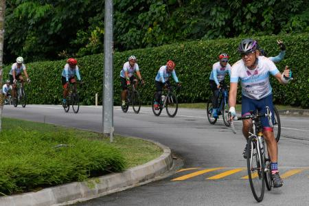 Panel reviewing whether cyclists should ride only in single file