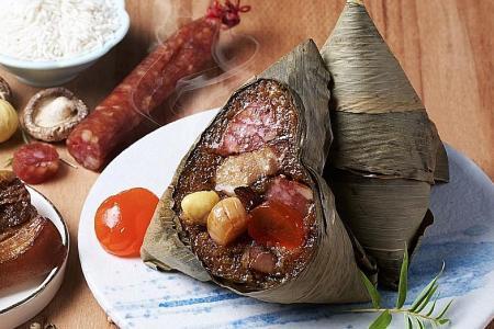 Score with premium Joo Chiat Kim Choo dumplings