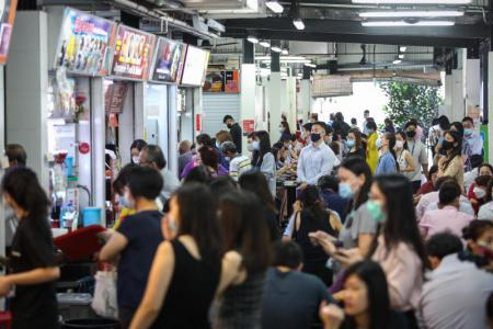 No dining in, social gatherings capped at 2 people from May 16 as S'pore tightens Covid-19 rules