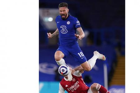 Tuchel: Loss to Arsenal a wake-up call