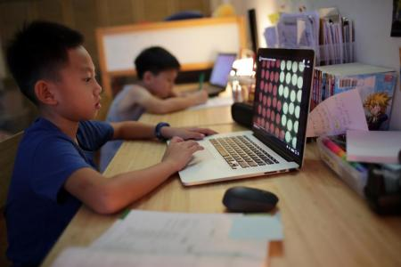 S'pore schools to start full home-based learning from May 19