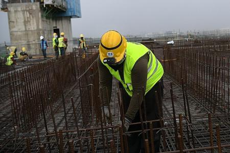 Labour crunch and Covid disruptions raise worksite safety concerns