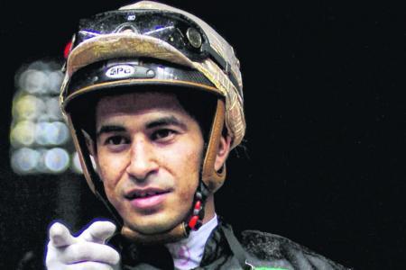 Juglall dies in race fall