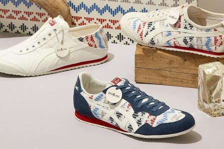 New fun footwear to cheer you up amid lockdown