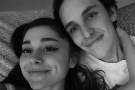 Ariana Grande marries real estate agent boyfriend