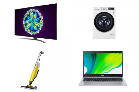 Shop safely with Harvey Norman Factory Outlet's Top 40 clearance deals