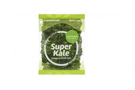 Eat your greens with super Sustenir veggies at FairPrice