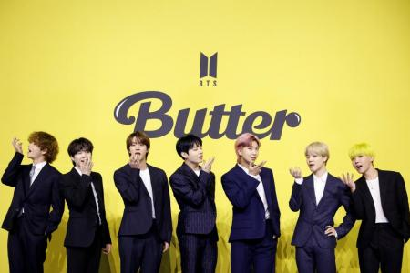 BTS renews Grammy challenge with record-breaking Butter