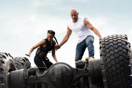 Fast & Furious 9 drives to $216m debut overseas