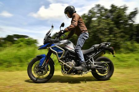 Triumph Tiger 850 Sport offers middle road to affordable motorcycling