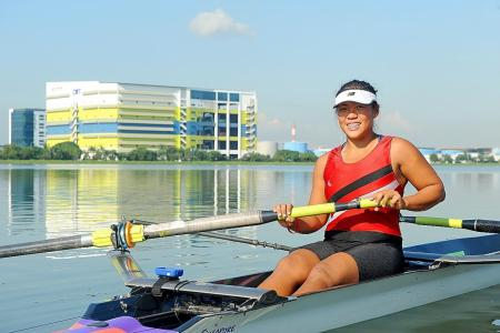 Wait is over as Team Singapore rower Joan Poh gets her Olympic spot