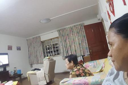 Staying home on days off not an issue for maids