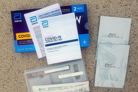 DIY Covid-19 test kits useful, but experts flag areas of concern