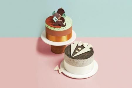 Father's Day feasts, cakes for an in-house celebration