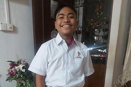 Teen cyclist killed in Marina East crash had wanted to be a cop