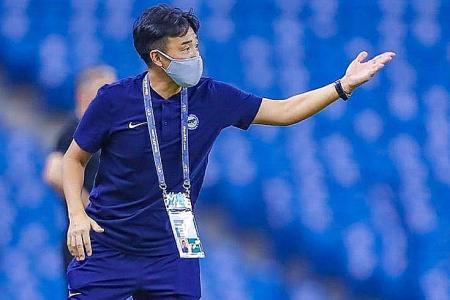 Lions coach Tatsuma Yoshida hints at changes ahead of Uzbekistan game