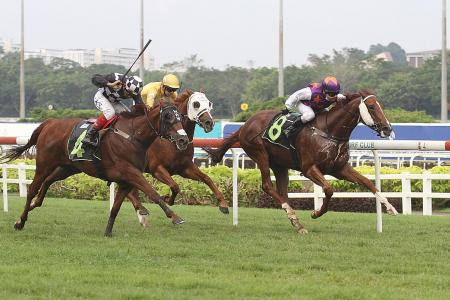 Ong savours second double