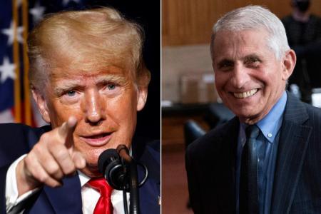 Donald Trump attacks Anthony Fauci, probe into his finances