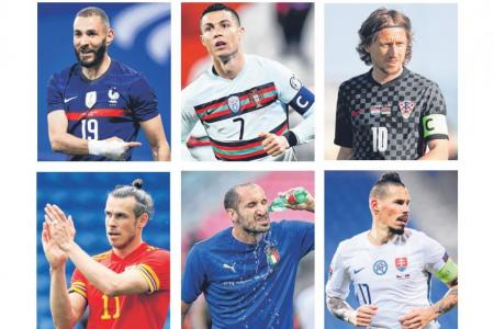 Last chance for Euro 2020's golden oldies: Neil Humphreys