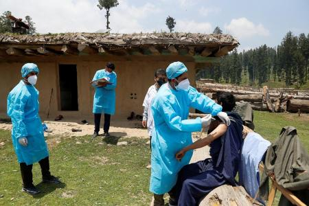 India to provide free Covid-19 vaccines to all adults