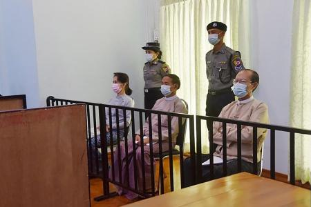Suu Kyi's trial to start next week, her lawyer says