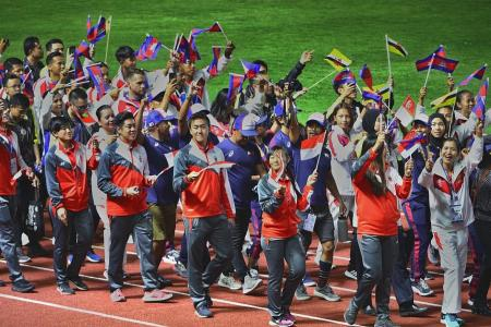 Fate of this year's SEA Games still uncertain