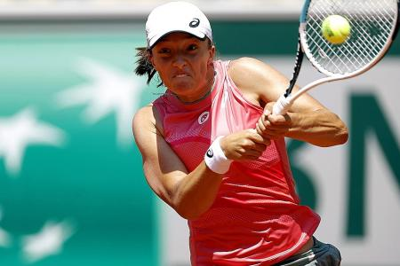 Curse of French Open women's singles champions lives on