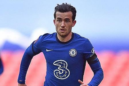 Chilwell hails bond between Chelsea and Man City's England players
