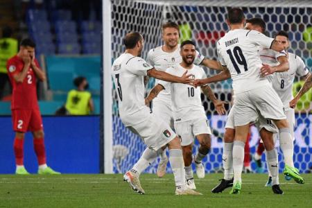 Euro 2020: Italy off to a winning start