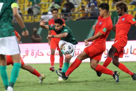 World Cup qualifier: Lions sunk by Saudi Arabia's late goals