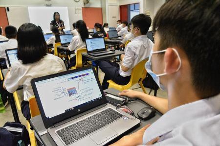 Students negotiate a tough road towards milestone exams