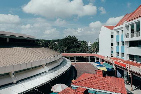 Photo series aims to whet appetite for architecture of hawker centres