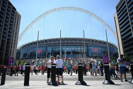 40,000 fans allowed for Euro 2020 semis and final